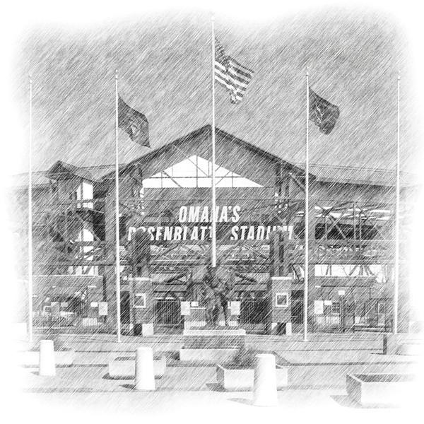 Rosenblatt Stadium 1948 - 2010, Omaha, Nebraska